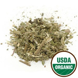 Blessed Thistle Herb, C/S, Organic, 16 ounces