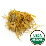 Calendula Flowers, Whole, Organic, 4 ounces