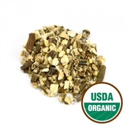 Dandelion Root Raw C/S, Organic, 4 ounces