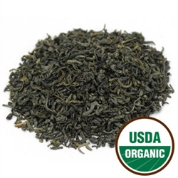 Chunmee Green Tea, Organic
