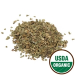 Plantain Leaf C/S, Organic, 4 ounce