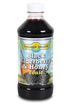 Black Elderberry and Honey Tonic by Dynamic Health, 8 oz