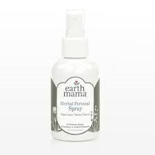 Herbal Perineal Spray by Earth Mama Angel Baby