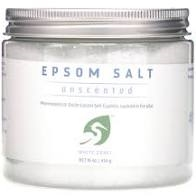 White Egret Epsom Salts