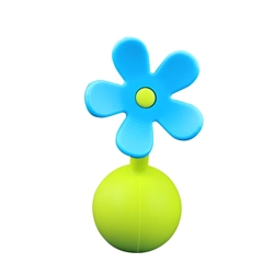 Haakaa Silicone Breast Pump Flower Stopper (1)