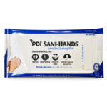 Sani-Hands Instant Hand Sanitizing Wipes, 20 per pkg.