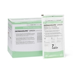 Dermassure Green Polychloroprene Surgical Glove, Powder Free