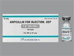Ampicillin Injection SDV 10ml 1gm