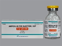 Ampicillin Injection SDV 20ml 2gm