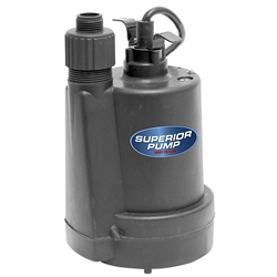 Submersible Water Removal Pump