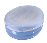 ClearFit REGULAR Cover for Birth Pool in a Box