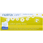 Natracare Ultra Thin Cotton Panty Liners