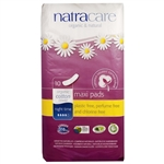 Natracare Natural Pads - Night Time Pads 10/Box