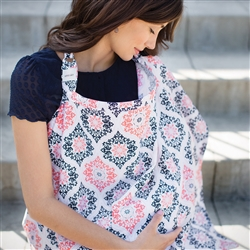 Premium Cotton Nursing Covers by Bébé au Lait