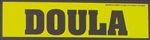 """Doula"" Bumper Sticker"