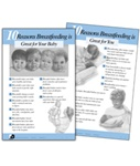 Great Reasons to Breastfeed Chart Set (2)
