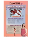Dangers of Premature Birth Chart