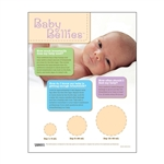 Baby Bellies Tear Pad, English/Spanish