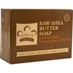 Nubian Heritage Raw Shea Butter and Myrrh