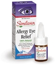 Similisan Allergy Relief Eye Drops, 0.33 oz