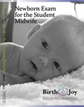 Newborn Exam for the Student Midwife - DVD