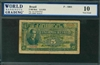 Brazil, P-S801, 5 Mil Reis, 1.5.1933, Signatures: two unidentified, 10 Very Good