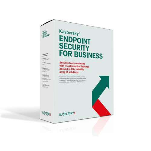 KL4867ACMDS Kaspersky Endpoint Security for Business Advanced -  Subscription license ( 2 years ) - 15 nodes - Win - English - Canada,  United States