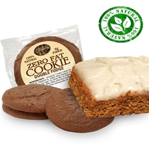 FAT FREE CARROT CAKE-FAT FREE COOKIE COMBO