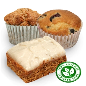 Fat Free Muffin 9