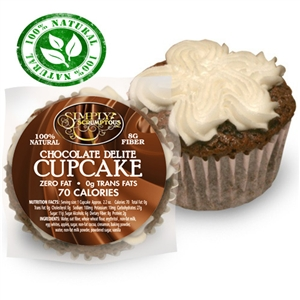 Fit & Flavorful Fat Free Cupcakes