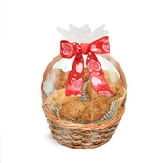 Valentine's Day Low Carb Fat Free Nothin' But Muffins Gift Basket