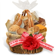 Valentine's Day Low Carb Fat Free Sweet Treats Gift Basket