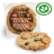 Low Fat Gourmet Chocolate Chunk Cookies