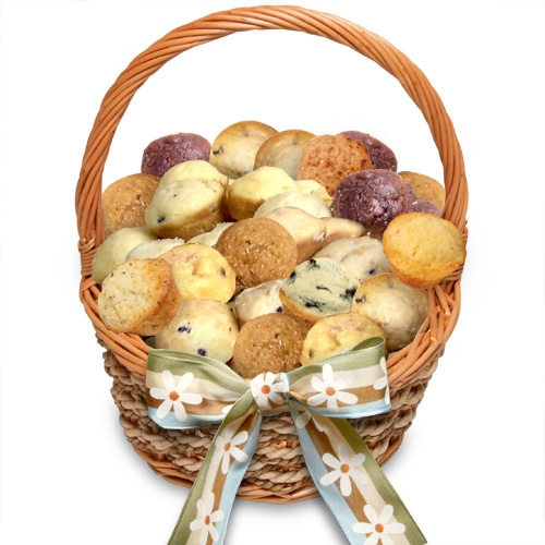 Larger Photo ...  sc 1 st  Simply Scrumptous & Nothinu0027 But Muffins Gift Basket