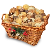 Classic Holiday Muffin Gift Basket