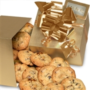 Chocolate Chip Cookie Holiday Gift Box
