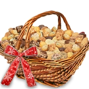 Bountiful Holiday Cookies, Brownies & Muffins Gift Basket