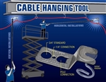 Mag Daddy 62499 Cable Hanging Tool