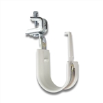 "HPH 2"" J-Hook With Beam Clamp Box of 25"