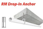 RM-14 Concrete Drop In Anchor