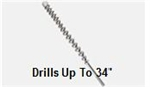 "SDS Plus Hammer Bit  5/8""  x 36"""