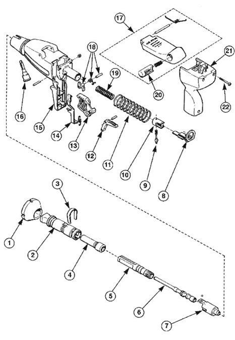 Ramset D60 Parts