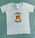 Future Mustang Gray Toddler Tee