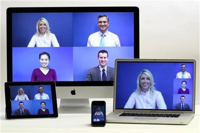 Virtual Meeting Rooms