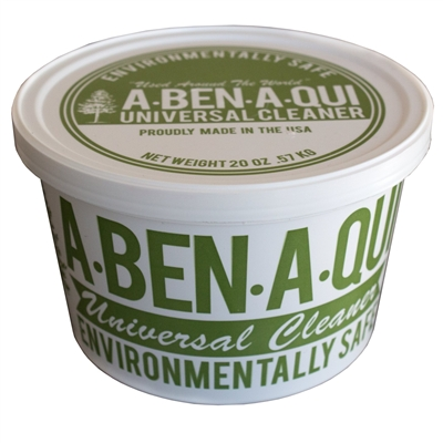 A-Ben-A-Qui Universal Cleaner Tub  20 oz