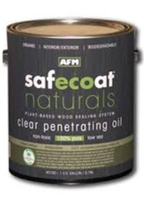 AFM Safecoat Naturals Clear Penetrating Oil