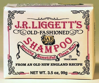 J.R.LIGGETT'S OLD-FASHIONED BAR SHAMPOO Bar Original