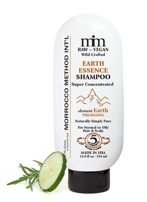 Morrocco Method Earth Essence Holistic Shampoo