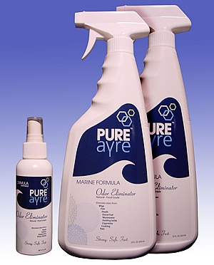 Pure Ayre Odor Eliminator For Marine and Boat Odors