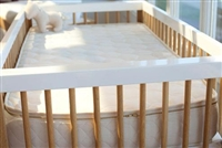 Savvy Rest Organic Crib Mattress